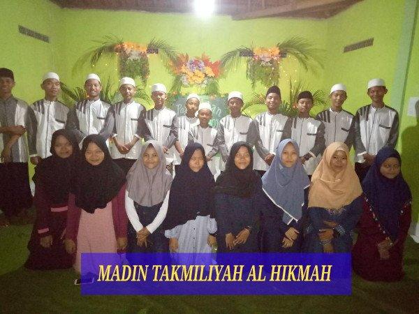 Madin Takmiliyah Al Hikmah
