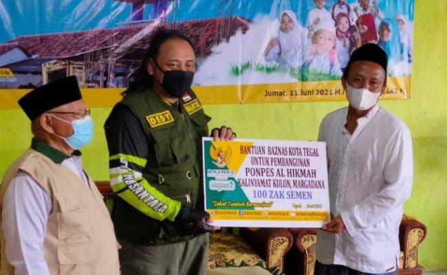 Monitoring Wajah Kota, Walikota Tegal Singgah Di Yayasan Al Hikmah Tegal